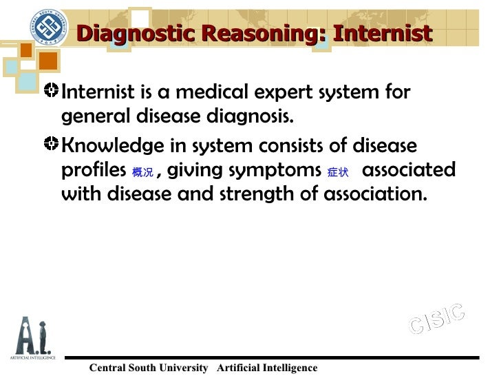 Expert Systems Examples Medical is a Medical Expert System