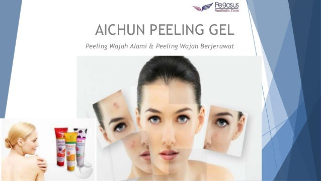 aichun peeling wajah yang bagus peeling wajah paling