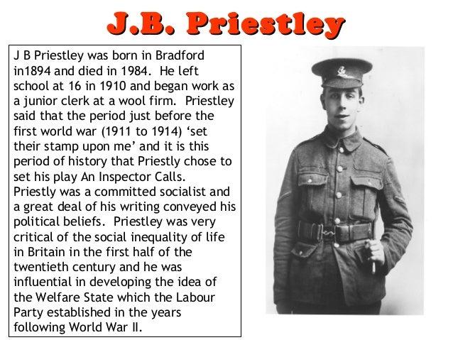 Jb priestly