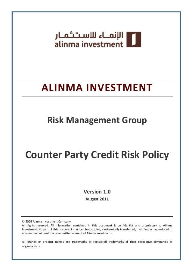 Aic risk policybulletin#004.ver.1.0