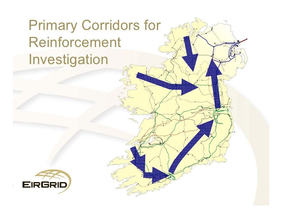 Dublin Area Codes 220kv Amp 110 kv Dublin Area