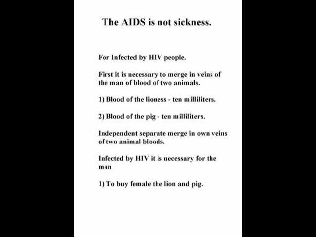 Aids English Slide Show 31.01.2009