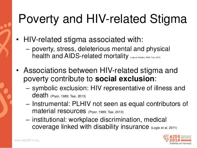 efforts to deal with aids related stigma Mental health: learn how to recognize and deal with the stigma of mental illness and don't let it stand in the way of getting treatment.