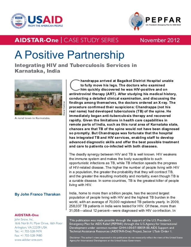 AIDSTAR-One | CASE STUDY SERIES                                                                                           ...