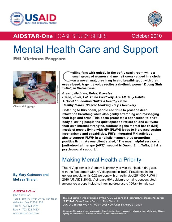 mental health case studies nursing students Nursing student nursing student assistance need help with mental health case study by monique45 views: 1,477 comments: 4 any response to this would be very much appreciated sara's story my name is sara, i am an rn and i have a mental illness.