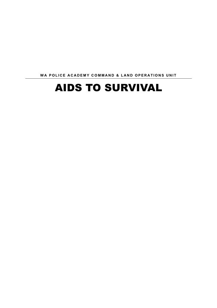 Aids To  Survival