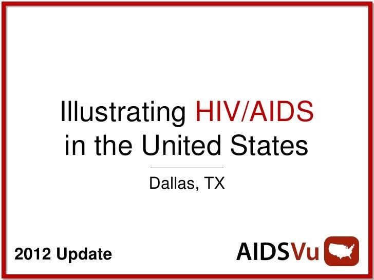 Illustrating HIV/AIDS in Dallas