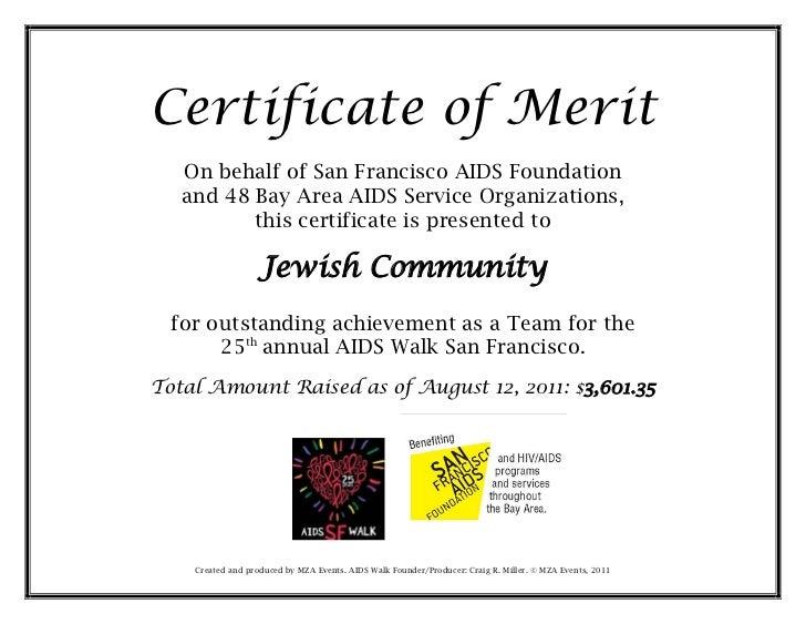 6 Merit Certificate Templates  Excel PDF Formats