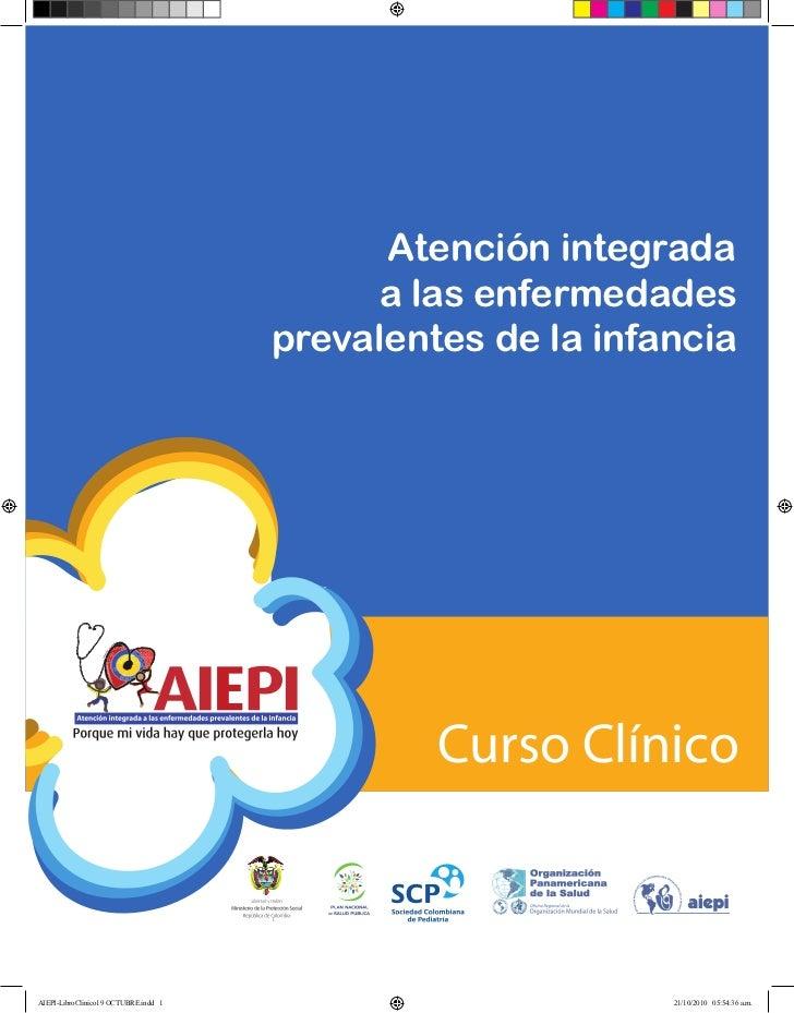 Atención integrada                                           a las enfermedades                                      preva...