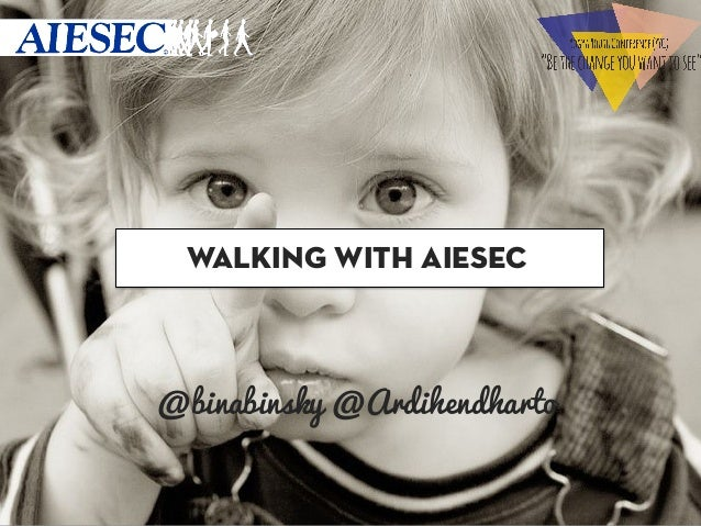AIESEC Way & History