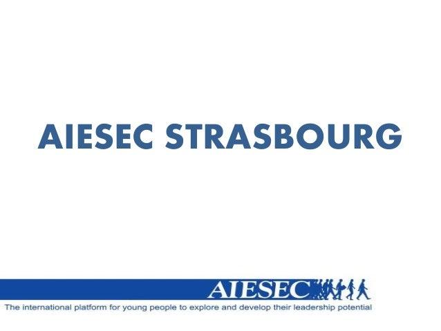 AIESEC STRASBOURG