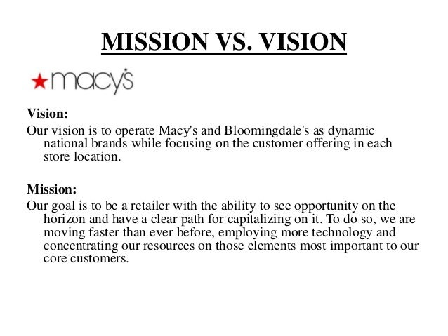 missionvision and values essay He young marines association claims to be a program that teaches children good values     is an essay i.