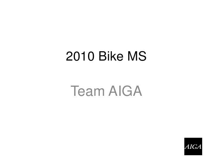 Aiga Kick Off 8 June 2010