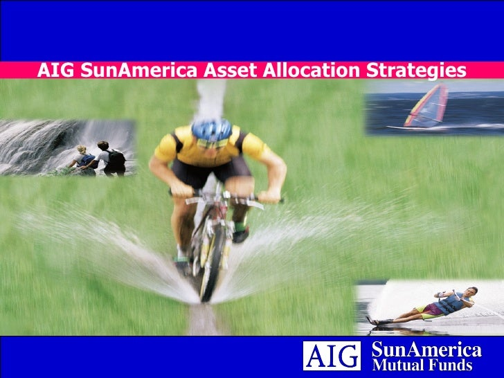 AIG SunAmerica Asset Allocation Strategies