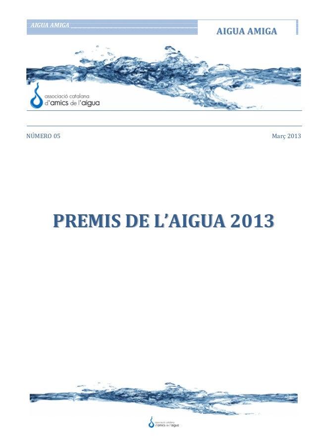 Aigua amiga 5