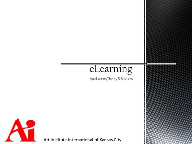 Applications,Theory&BusinessArt Institute International of Kansas City