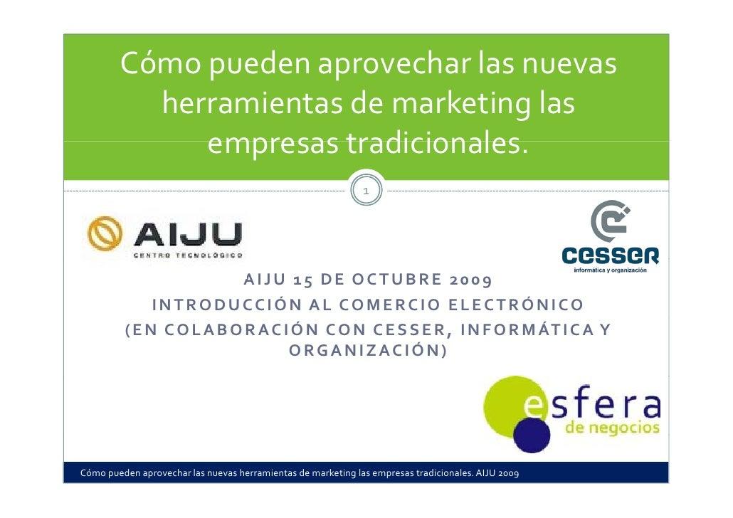 Competititividad de la empresa y Marketing 2.0