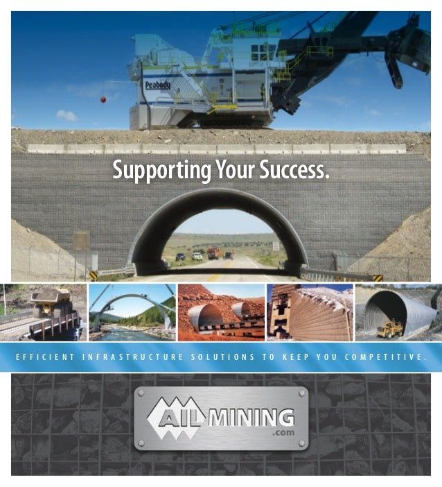 Supporting Your Success.EFFICIENT INFR A STRUC TURE SOLUTIONS TO KEEP YOU COMPE TITIVE.