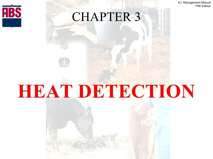 Ai manual chapter 03  heat detection