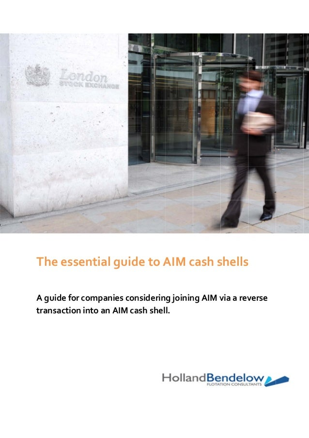 The  e esse       ential guide to A  cash s                       AIM c   shells                                      s  A...
