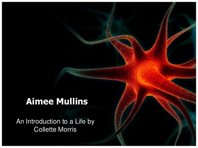 Aimee Mullins An Introduction to a Life by Collette Morris