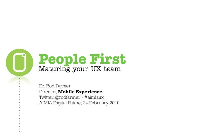 Growing your UX capability - A Journey