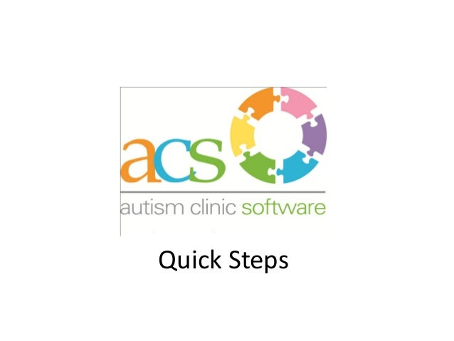 Quick Steps