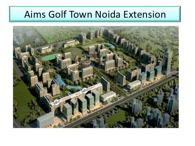 2/3bhk Aims Golf Town Noida Extension @ 8527778440
