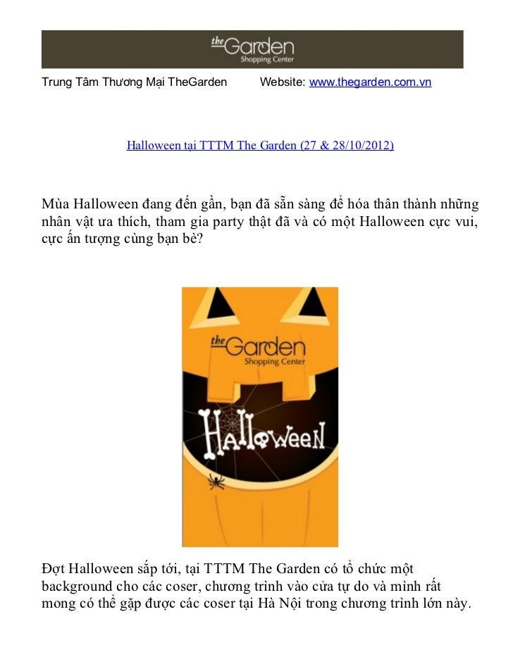 Địa điểm vui chơi Halloween tại Hà Nội, biểu diễn Halloween ở Hà Nội