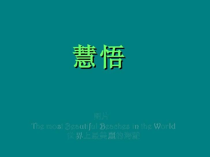 慧悟(Ainei)..