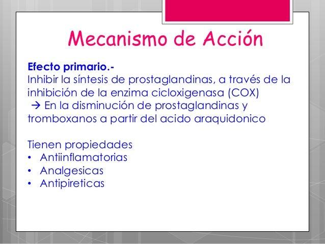 antinflamatorios esteroidales