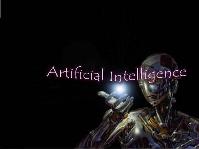 Artificial Intelligence by GK