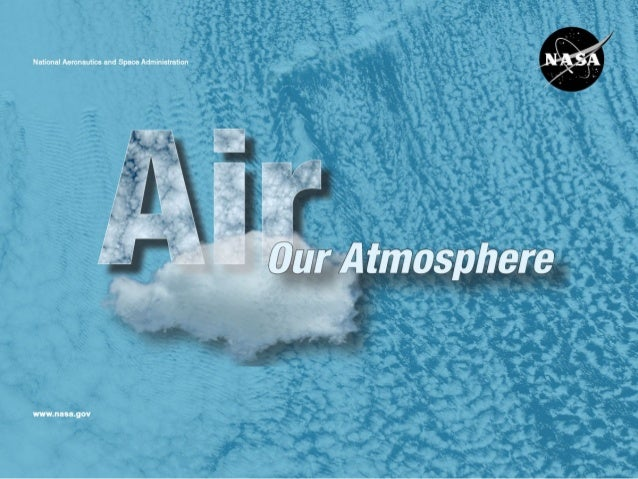 The atmosphere is a life-givingblanket of air that surrounds our Earth. It is composed of gases that protect us fromthe Su...