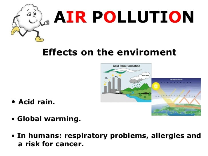 causes and effects of air pollution essay Causes and effects of air pollution when air gets polluted with dust, smoke, motor vehicles, mills and factories etc is called air pollution we know that air is an important element of our environment.