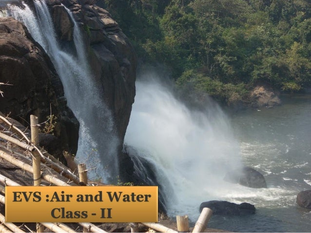 EVS :Air and Water Class - II
