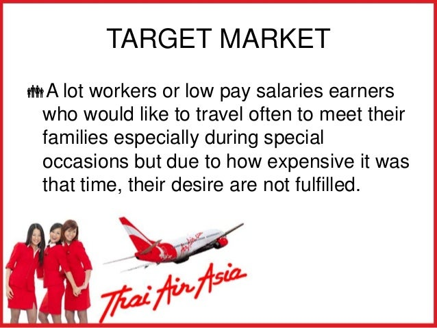 air asia airline marketing mix Marketing mix of airlines industry 1 marketing air asia marketing analysis vanitcha wankawisant airline industry 7 ps dheeraj agarwal.