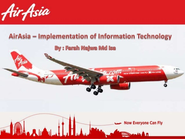 Airasia - IT Implemental