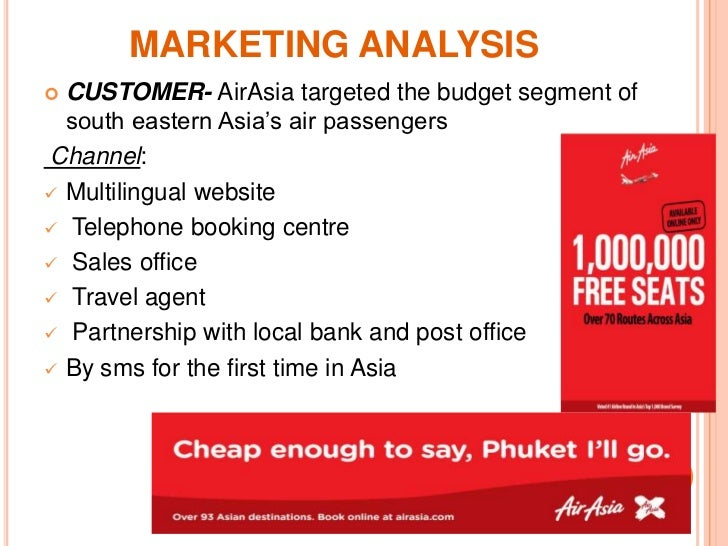 target market for air asia Market research on consumer products, commercial industries, demographics trends and consumer lifestyles in indonesia includes comprehensive data and analysis, tables and charts, with five-year forecasts.