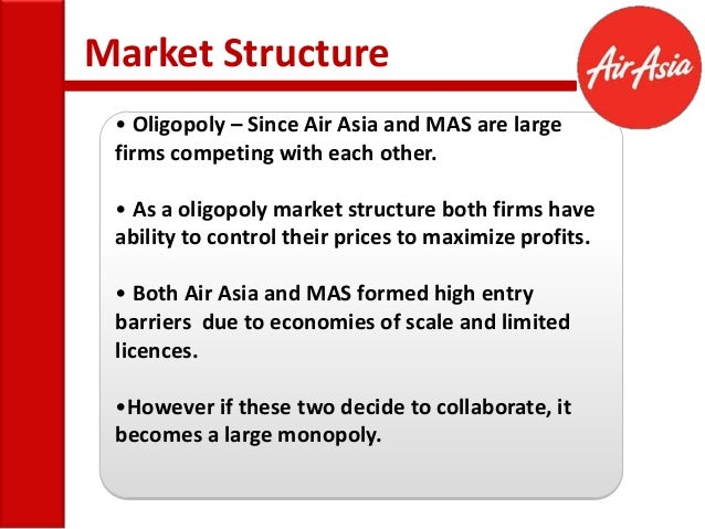 air asia market structure