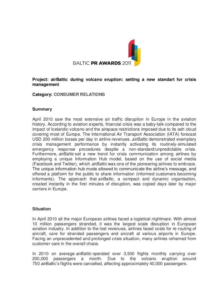 Airbaltic consumer