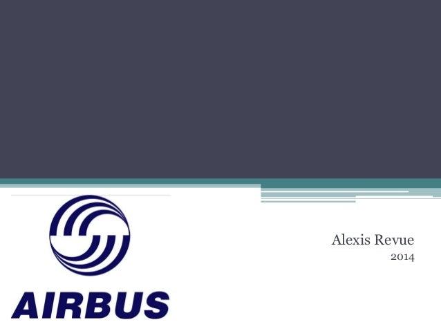 Alexis Revue 2014