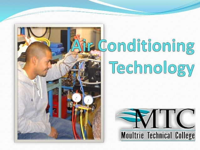 Air Conditioning Technology power point
