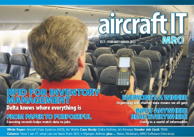 """Aircraft IT MRO eJournal """"Airworthiness is Changing"""" How I See IT"""