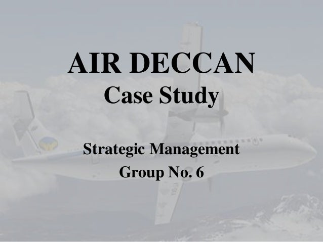 air deccan operation strategy India's first low-cost carrier air deccan, which ceased operations after being acquired by erstwhile kingfisher airlines in 2008, took off wings again as a.