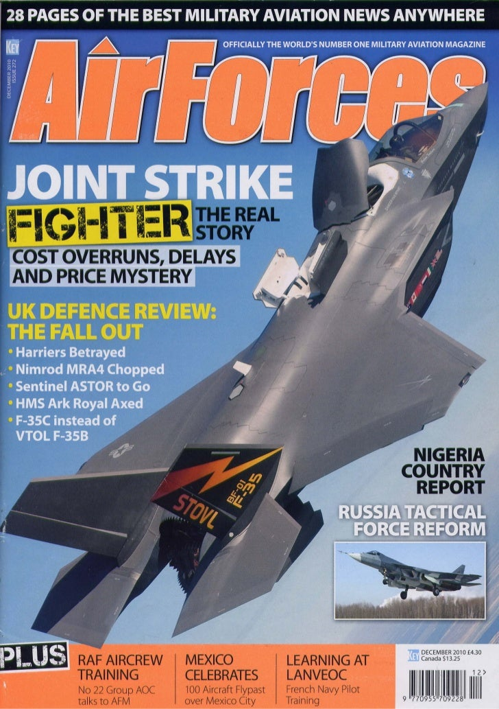 Air forces monthly_-_december_2010