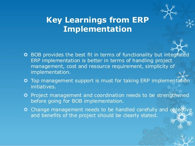 study on erp implementation with a Lessons from real-world erp implementation case studies which you can apply to your software implementation project a free guide from the experts at erp focus.