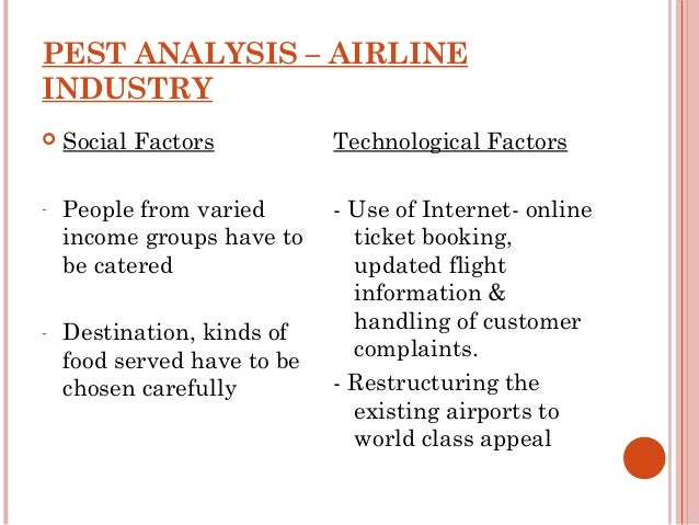 pest analysis of oman air
