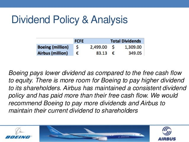 comparative analysis of airbus and boeing Airbus and boeing manufacturing performance, income and earnings per share a comparative analysis it is the procedure of a review of the achievability,.