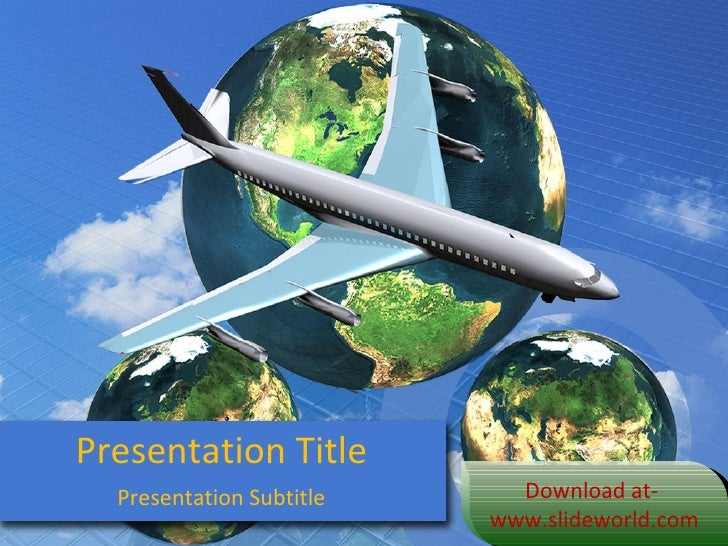 Presentation Title Presentation Subtitle Download at-  www.slideworld.com