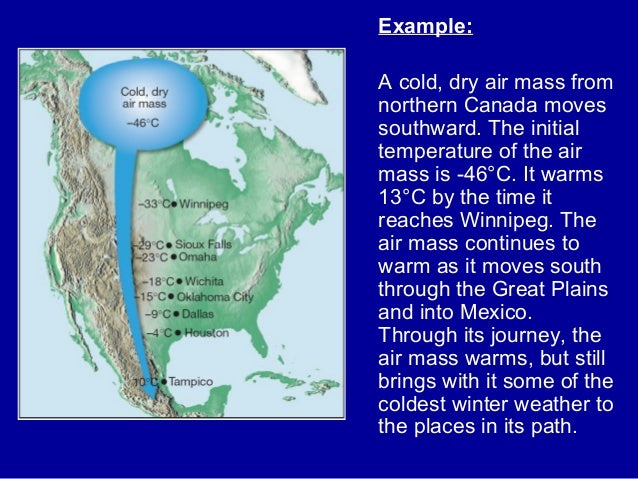 Cold Air Mass : Cold air mass images